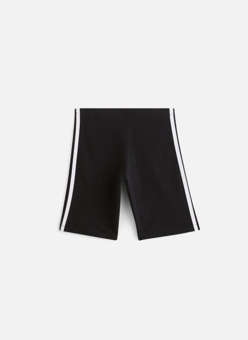 Vêtements adidas originals Cycling Shorts J Noir vue bas / vue portée sac