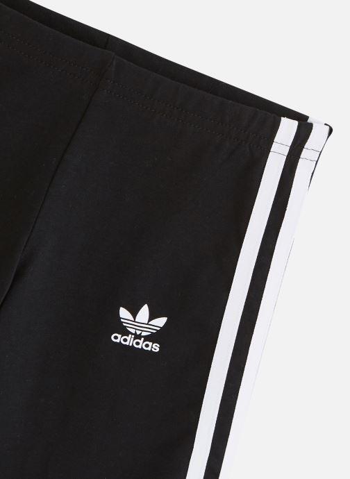 Vêtements adidas originals Cycling Shorts J Noir vue portées chaussures