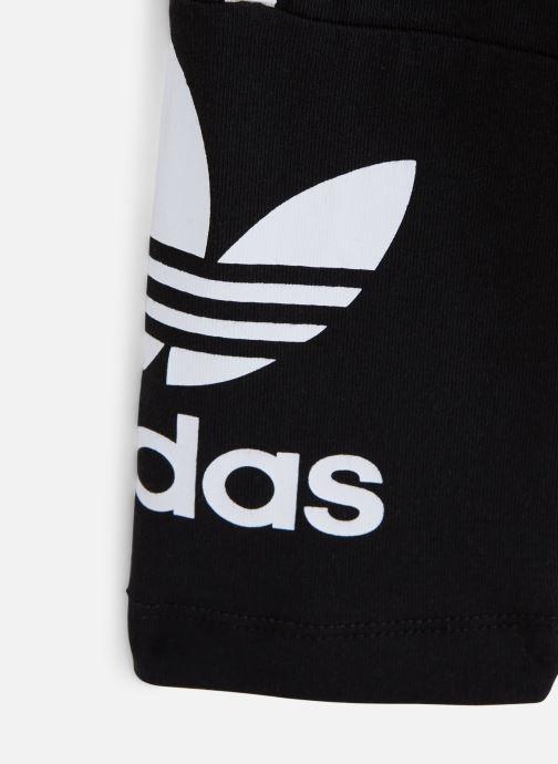 Vêtements adidas originals Lock Up Tights J Noir vue portées chaussures