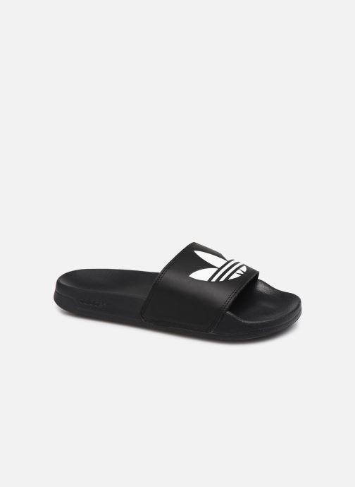 Sandalias adidas originals Adilette Lite Negro vista de detalle / par