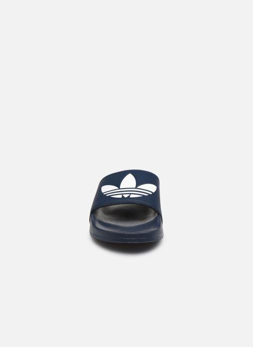 Sandalen adidas originals Adilette Lite schwarz schuhe getragen