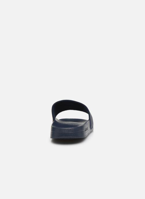 Sandales et nu-pieds adidas originals Adilette Lite Noir vue droite