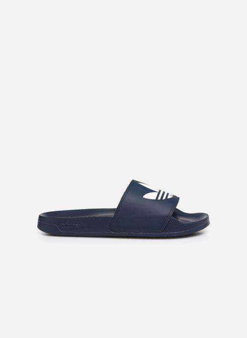 Sandalias adidas originals Adilette Lite Negro vistra trasera