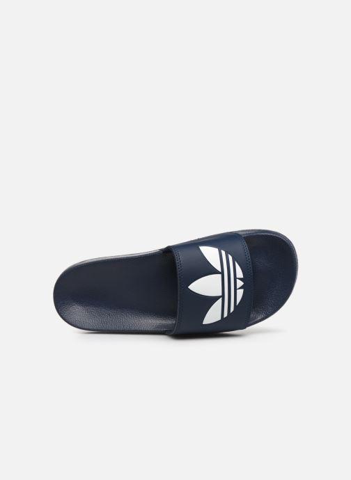 Sandalen adidas originals Adilette Lite schwarz ansicht von links