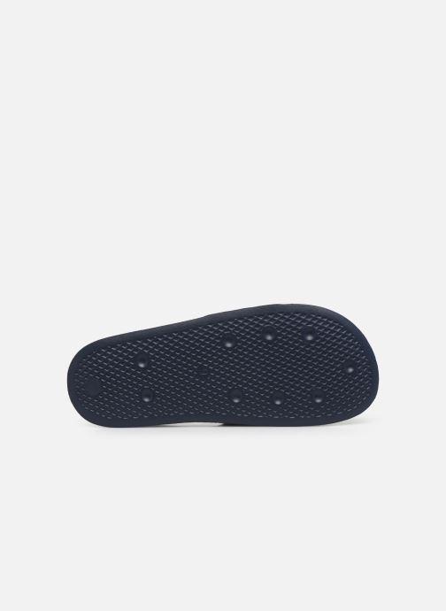 Sandales et nu-pieds adidas originals Adilette Lite Noir vue haut