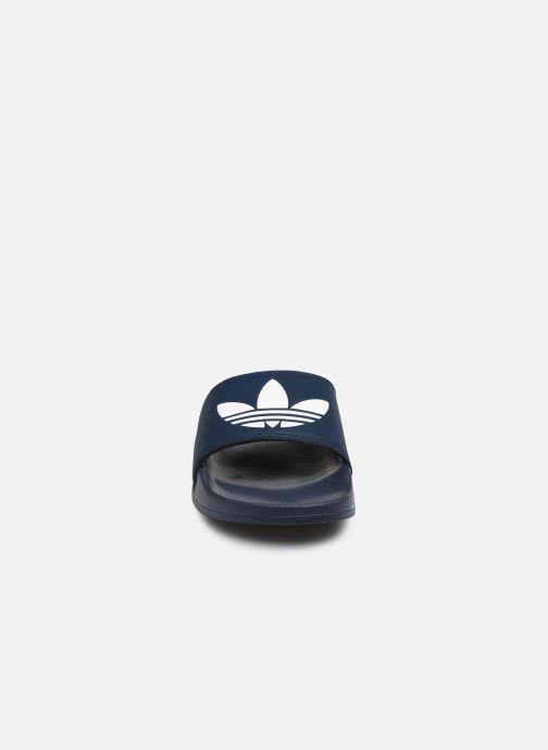 Zoccoli adidas originals Adilette Lite W Nero modello indossato