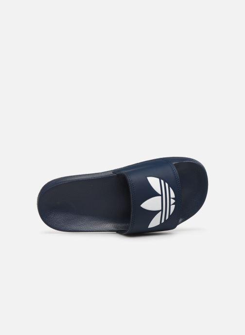 Zoccoli adidas originals Adilette Lite W Nero immagine sinistra