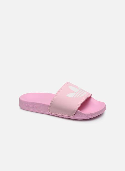 Mules et sabots adidas originals Adilette Lite W Rose vue détail/paire
