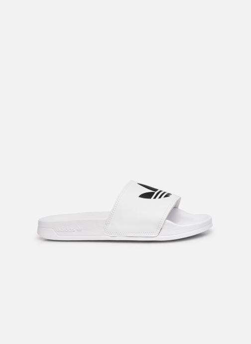 Wedges adidas originals Adilette Lite W Wit achterkant