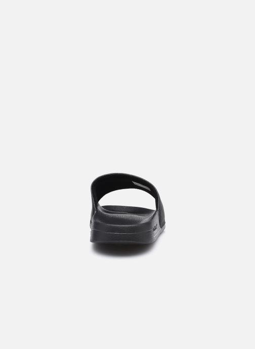 Clogs & Pantoletten adidas originals Adilette Lite W schwarz ansicht von rechts