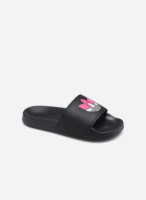 Clogs & Pantoletten adidas originals Adilette Lite W schwarz detaillierte ansicht/modell