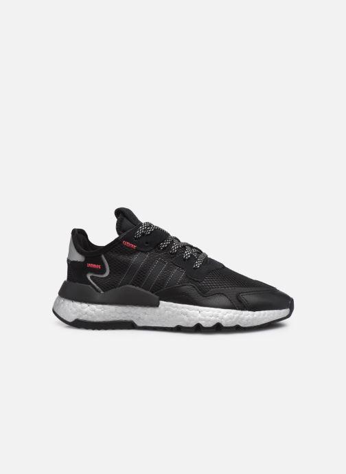 Sneaker adidas originals Nite Jogger W schwarz ansicht von hinten