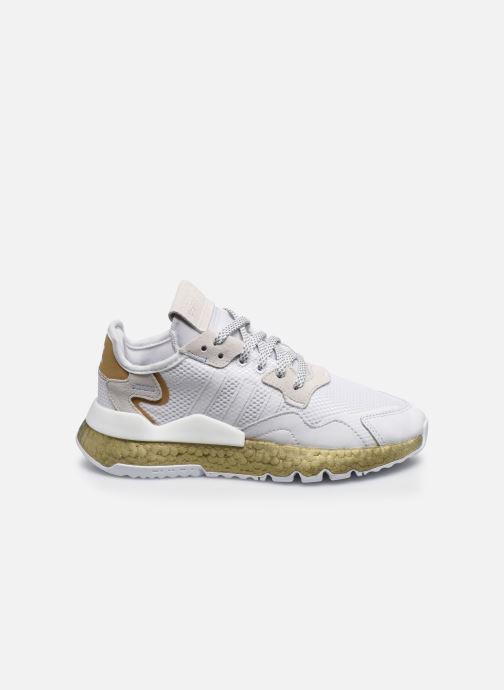 Sneakers adidas originals Nite Jogger W Bianco immagine posteriore