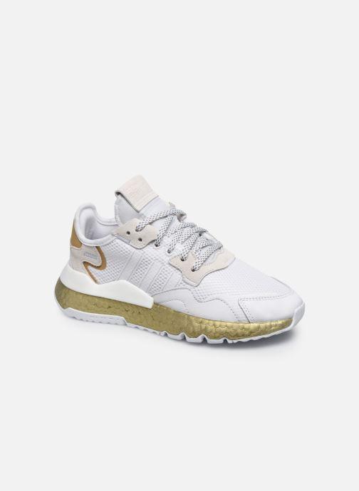 Sneakers adidas originals Nite Jogger W Bianco vedi dettaglio/paio