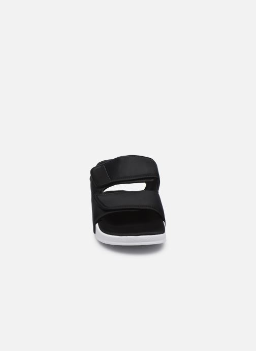 Sandalias adidas originals Adilette Sandal 3.0 W Negro vista del modelo