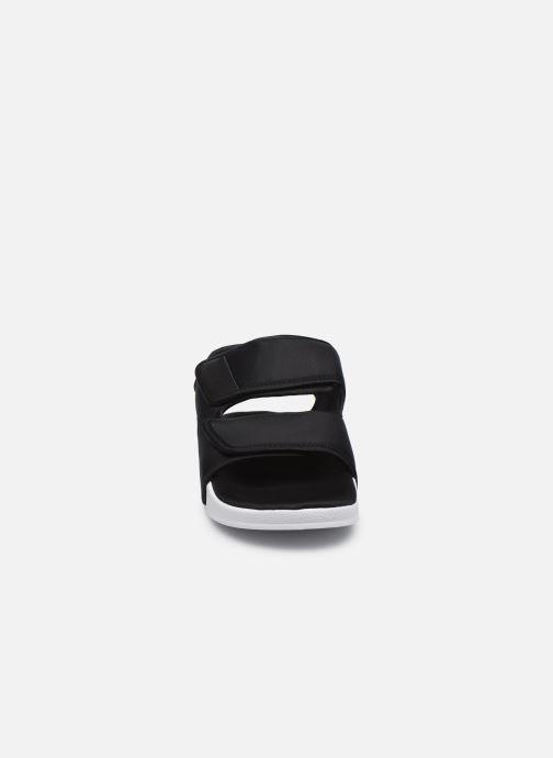 Sandales et nu-pieds adidas originals Adilette Sandal 3.0 W Noir vue portées chaussures