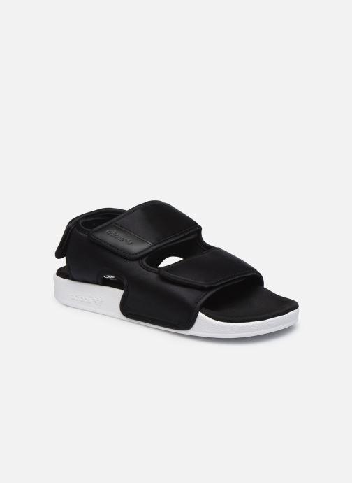 Sandalias adidas originals Adilette Sandal 3.0 W Negro vista de detalle / par