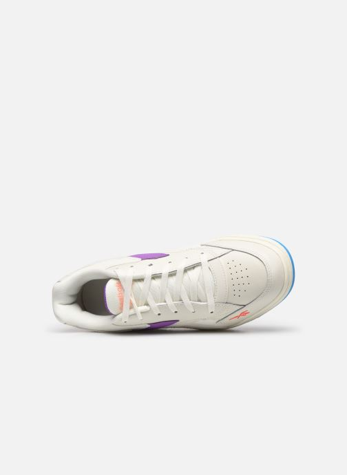Reebok Court Double Mix Trainers in White (431932)