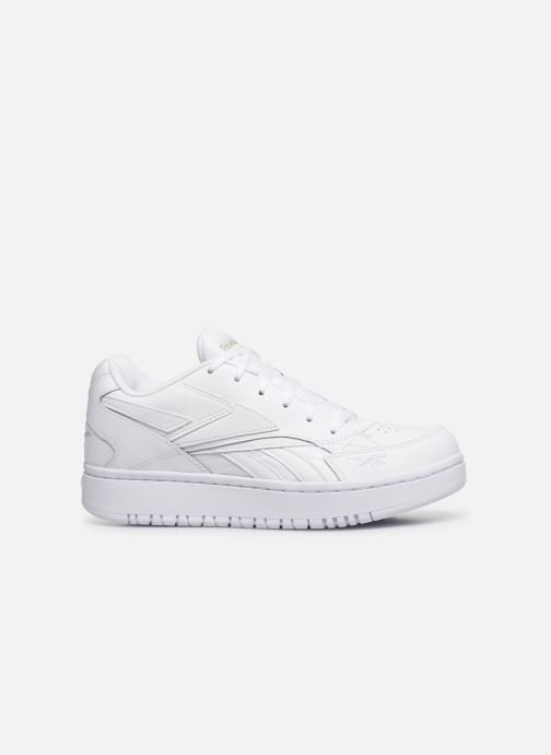Deportivas Reebok Court Double Mix Blanco vistra trasera