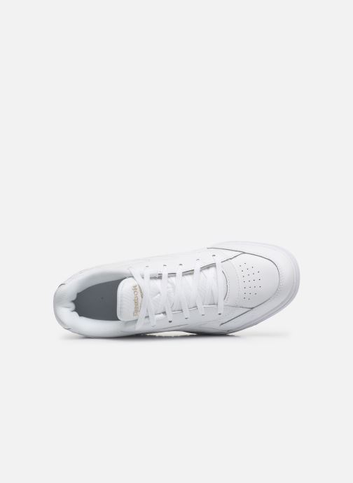 Sneakers Reebok Court Double Mix Bianco immagine sinistra