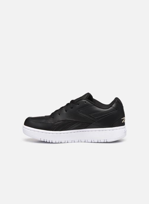 Sneakers Reebok Court Double Mix Nero immagine frontale