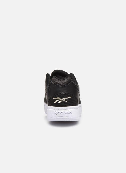 Sneakers Reebok Court Double Mix Nero immagine destra