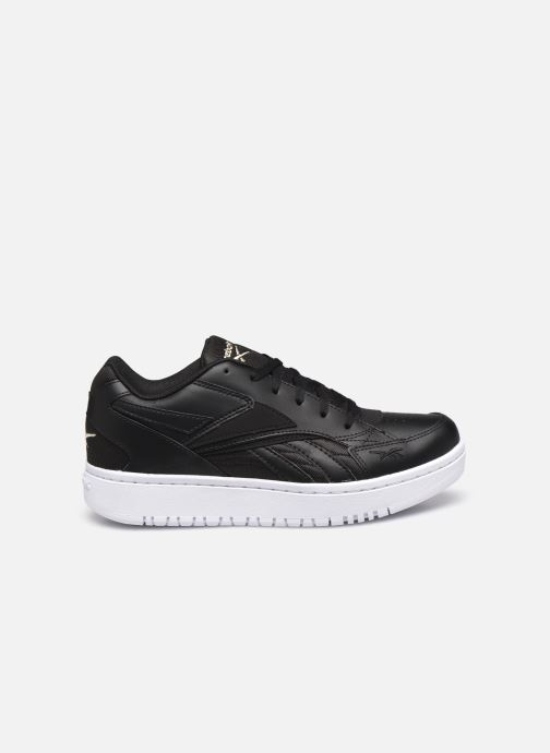 Sneakers Reebok Court Double Mix Nero immagine posteriore