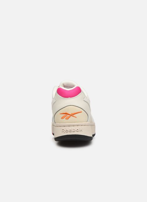 Sneakers Reebok Court Double Mix Bianco immagine destra