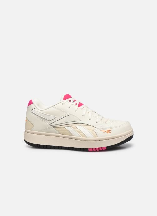 Sneakers Reebok Court Double Mix Bianco immagine posteriore