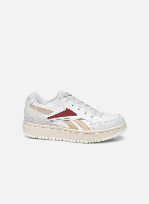 Sneaker Reebok Court Double Mix weiß ansicht von hinten
