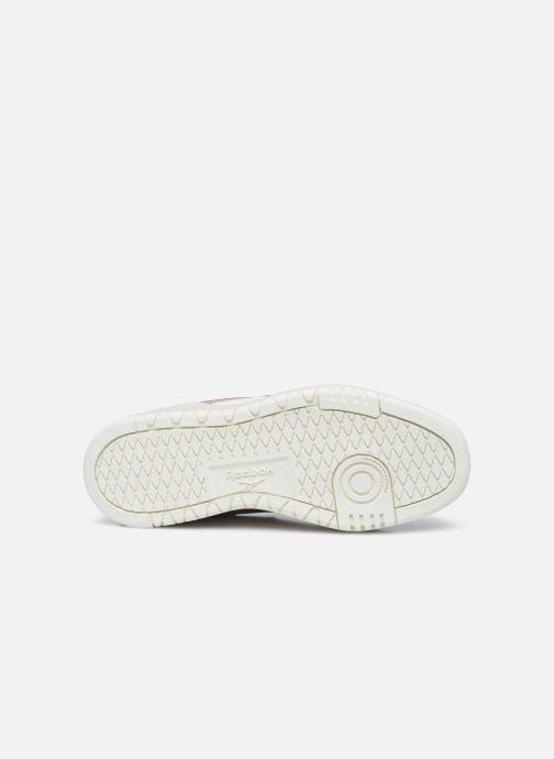 Sneakers Reebok Court Double Mix Bianco immagine dall'alto