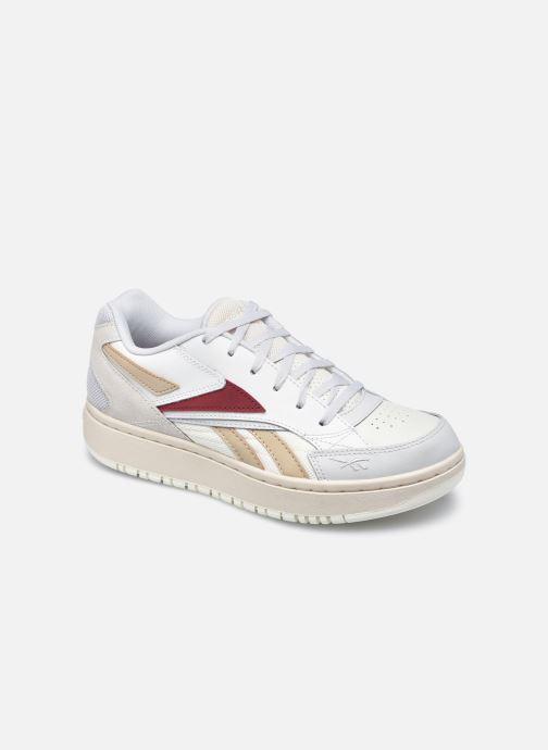 Sneaker Reebok Court Double Mix weiß detaillierte ansicht/modell