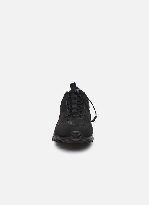 Baskets Reebok Dmxpert Noir vue portées chaussures