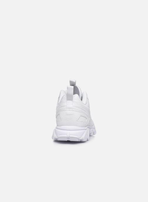 Baskets Reebok Dmxpert Blanc vue droite