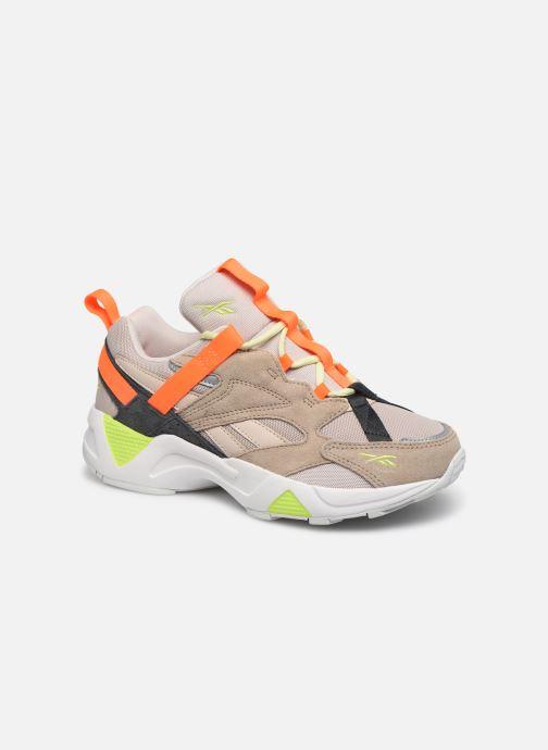 Sneakers Reebok Aztrek 96 Adventure Beige vedi dettaglio/paio