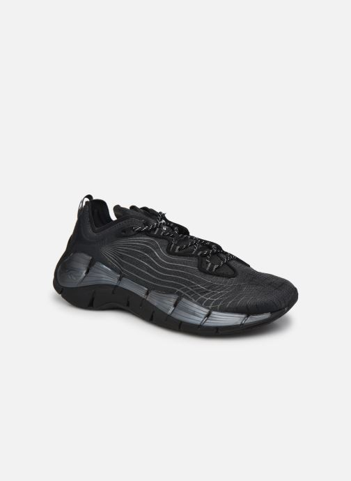 Sneaker Reebok Zig Kinetica W schwarz detaillierte ansicht/modell