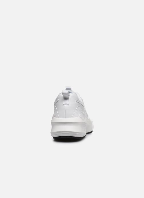 Trainers Reebok Aztrek Double Mix White view from the right
