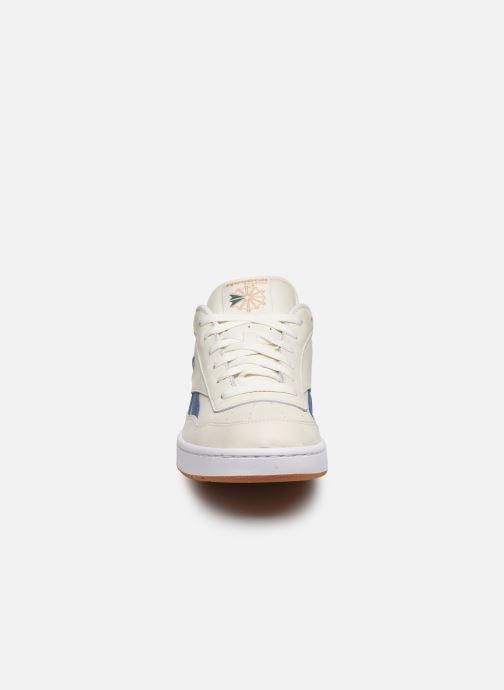 Reebok Bb 4000 (Blanc) - Baskets  Blanc (Chalk/White/Reebok Rubber Gum-04)