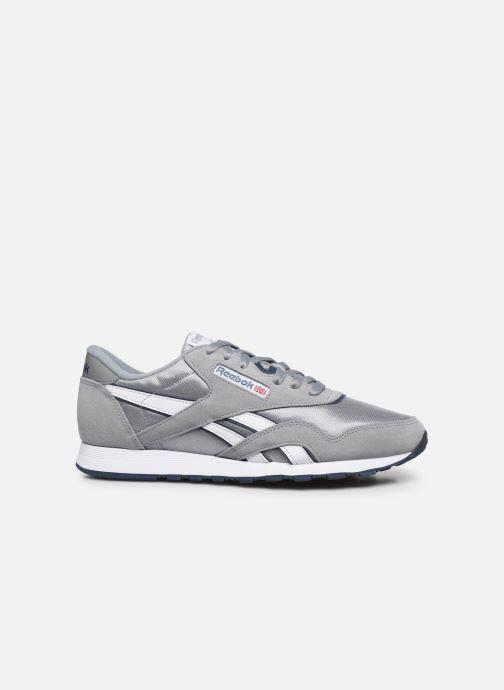 Sneakers Reebok CL NYLON Grå se bagfra