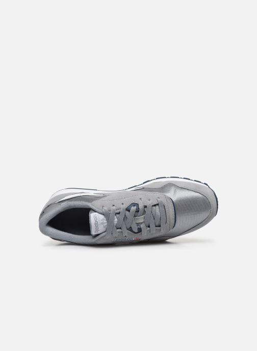 Sneakers Reebok CL NYLON Grigio immagine sinistra