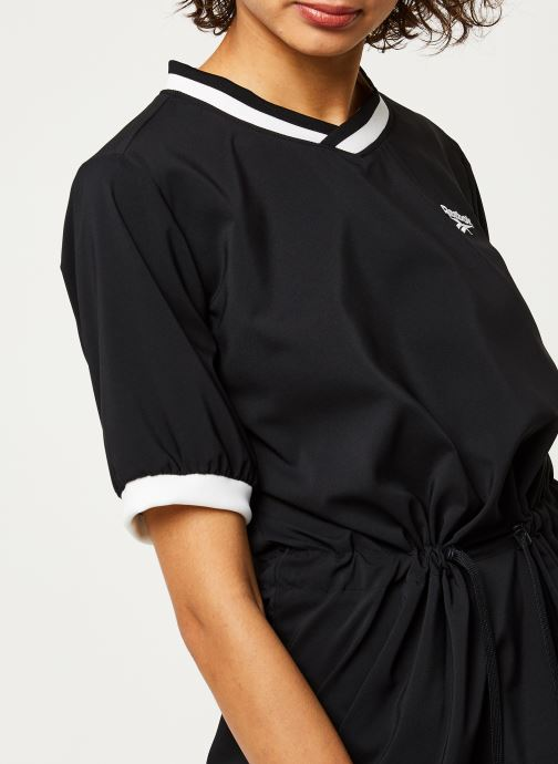 Vêtements Reebok Cl D Tennis Dress Noir vue face