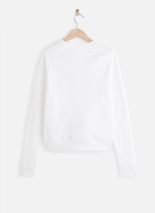 Reebok Sweatshirt - Cl F Vector Crew (Blanc) - Vêtements (431995)