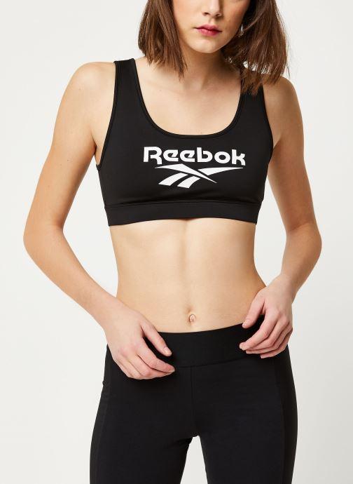Vêtements Reebok Cl F Vector Bralette Noir vue détail/paire