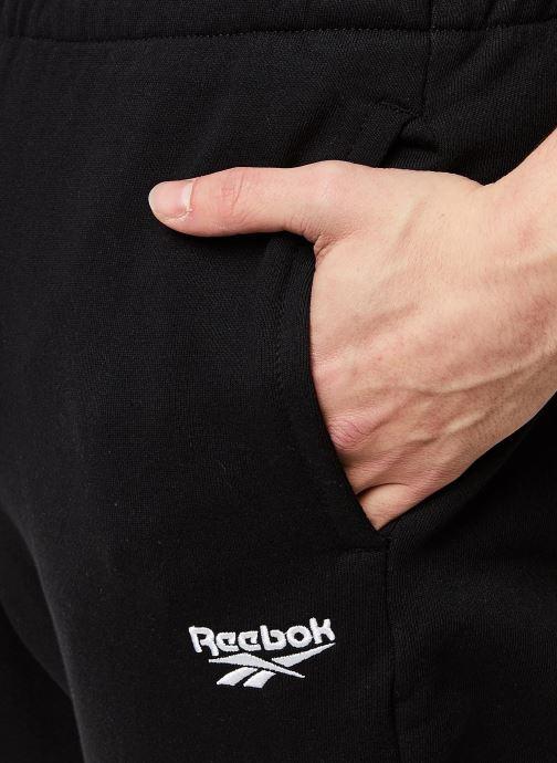 Vêtements Reebok Cl F Vector Pant Noir vue face