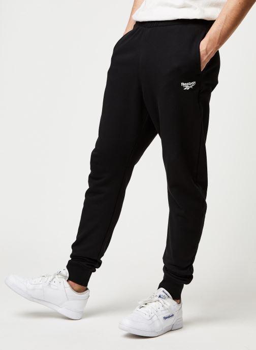 Vêtements Reebok Cl F Vector Pant Noir vue détail/paire