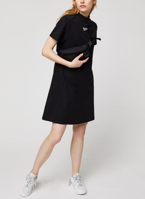 Kleding Reebok Cl F Vector Dress Zwart onder