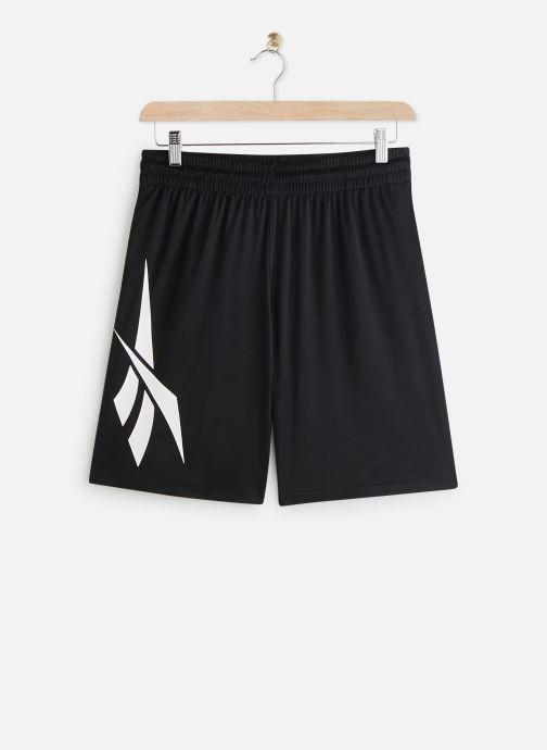 Vêtements Reebok Cl D Soccer Shorts Noir vue détail/paire
