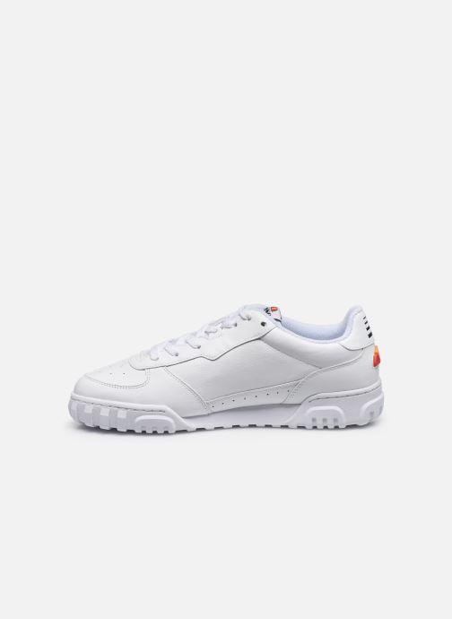 Sneakers Ellesse Tanker Lo Lthr M Wit voorkant