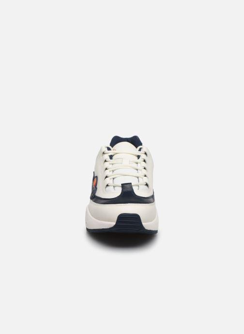 Sneakers Ellesse Sparta Lthr Bianco modello indossato