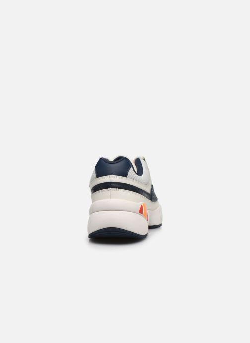 Sneakers Ellesse Sparta Lthr Bianco immagine destra